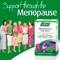 Natural support through the menopause